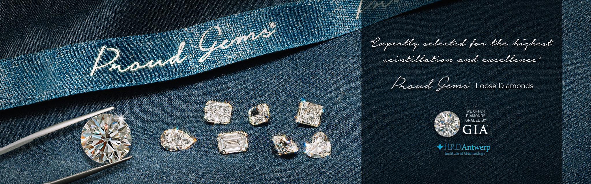 Loose Diamonds - Home