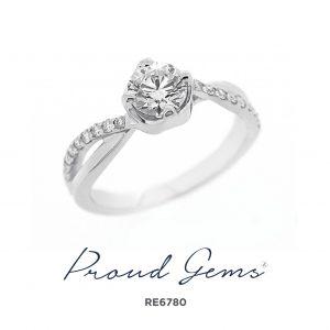6780RE1 300x300 - แหวนหมั้นเพชร RE6780
