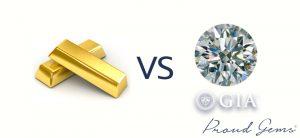 เพชรทอง 300x138 - เพชรกับทอง เก็บอะไรดีกว่ากัน?