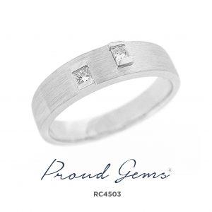 4503RC W 300x300 - แหวนเพชร RC4503