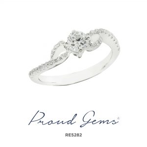5282RE 300x300 - แหวนหมั้นเพชร RE5282