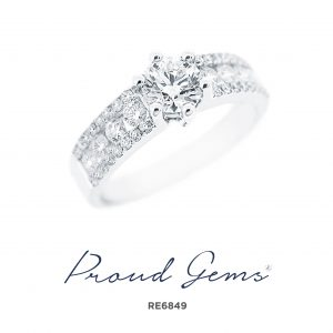6849RE1 1 300x300 - แหวนหมั้นเพชร RE6849