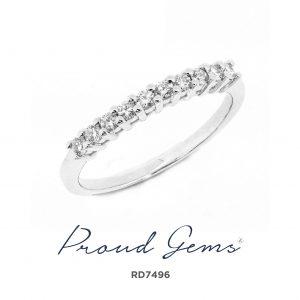 7496RD W 300x300 - แหวนเพชร RD7496
