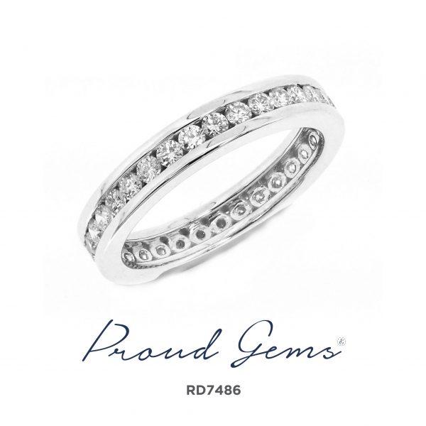 7486RD W 600x600 - แหวนเพชร RD7486