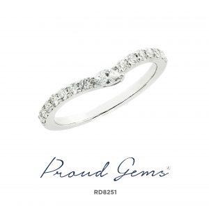 8251 300x300 - แหวนเพชร  RD8251