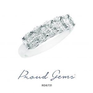 6731RD1 1 300x300 - แหวนเพชร  RD6731 (ราคาเงินสด)