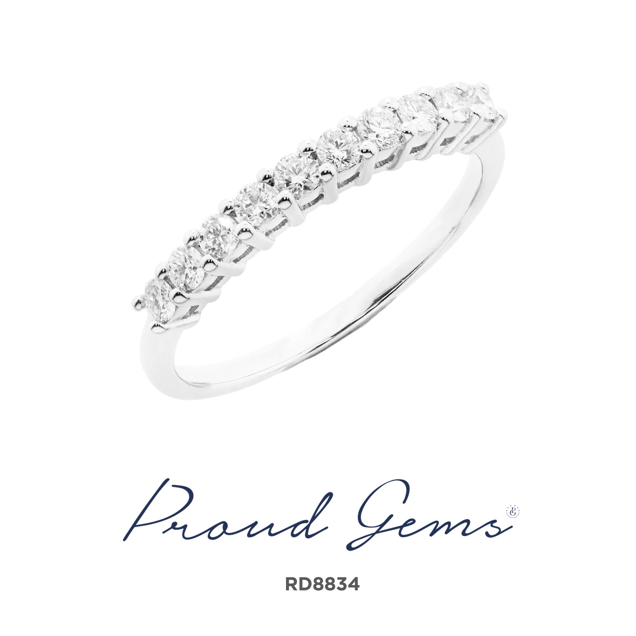 8834RD1 - แหวนเพชร  RD8850