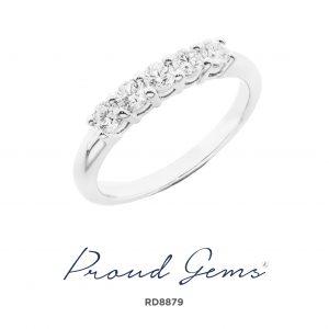 8879RD 300x300 - แหวนเพชร  RD8879