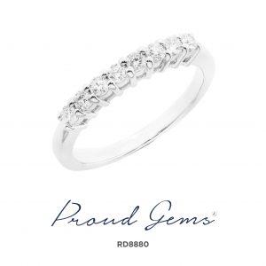 8880RD 300x300 - แหวนเพชร  RD8880