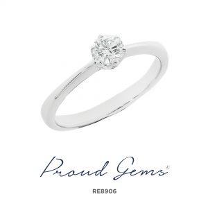 8906RE 3 300x300 - แหวนเพชร  RE8906
