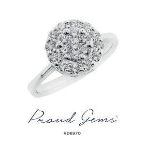 8970RD 300x300 - แหวนหมั้นเพชร RD8970