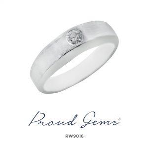 9016RW 1 300x300 - แหวนเพชร  RD9016