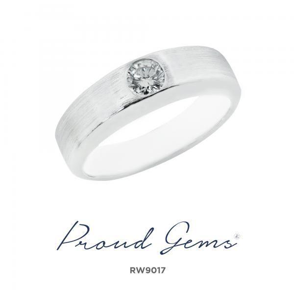 9017RW W 600x600 - แหวนผู้ชาย  RW9017