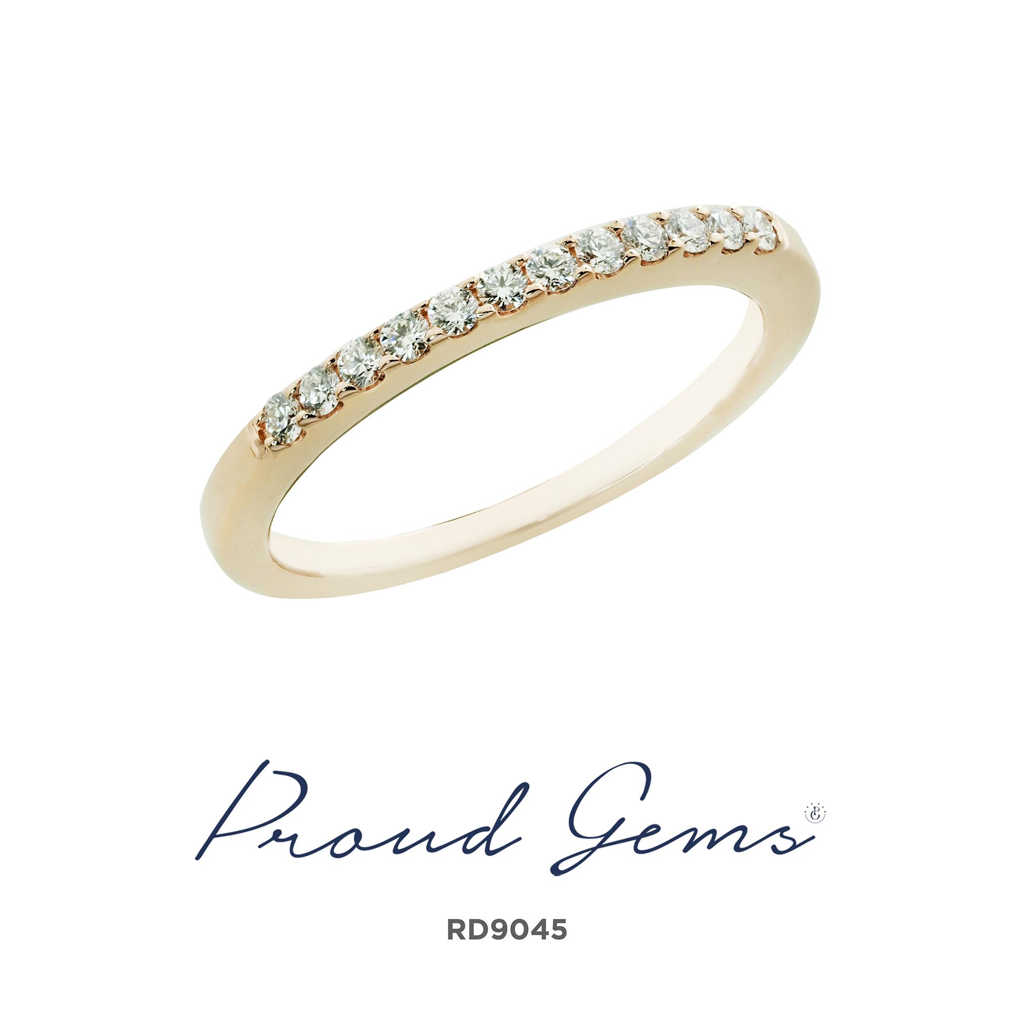 9045RD - แหวนเพชร  RD9027